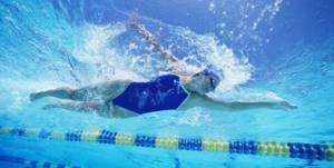 Схемы тренировок по плаванию