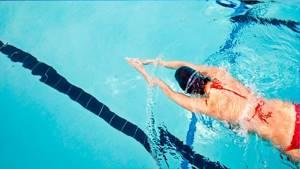Тренировки в бассейне для женщин